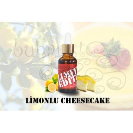 Limonlu Cheesecake - 3 ML Tester