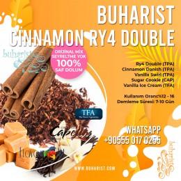 Buharist - Cinnamon RY4 Double Mix Aroma