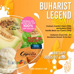 Buharist - Legend Mix Aroma