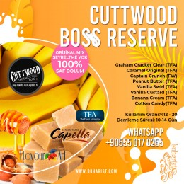 Cuttwood - Boss Reserve Mix Aroma