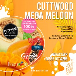 Cuttwood - Mega Meloon Mix Aroma