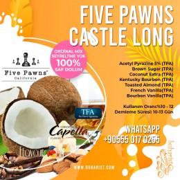 Five Pawns - Castle Long Mix Aroma