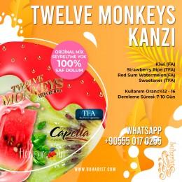 Twelve Monkeys - Kanzi Mix Aroma