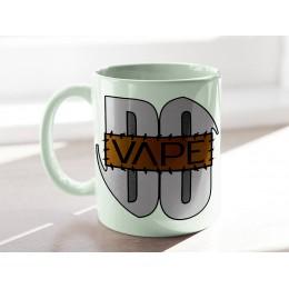 Do Vape White Baskılı Mug
