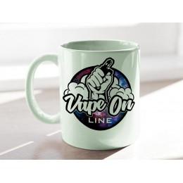 Vape On Line Baskılı Mug