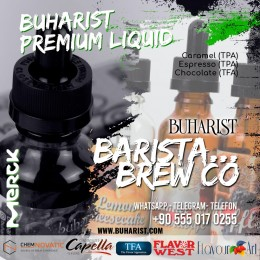 Buharist - Barista Brew Co Premium Likit