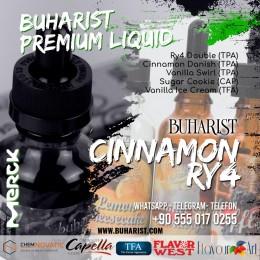 Buharist - Cinnamon RY4 Double Premium Likit