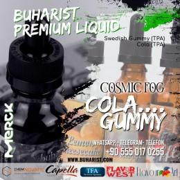 Buharist - Cosmic Fog - Cola Gummy Premium Liquid