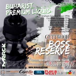Cuttwood - Boss Reserve Premium Liquid