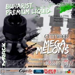 Buharist - Cuttwood - Mega Meloon Premium Liquid