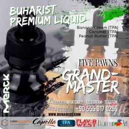 Buharist - Five Pawns - Grandmaster Premium Liquid