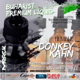 Buharist - Humble - Donkey Kahn Premium Liquid