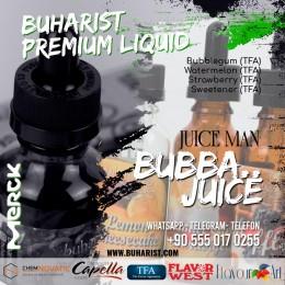 Buharist - Juice Man's - Bubba Juice Premium Liquid