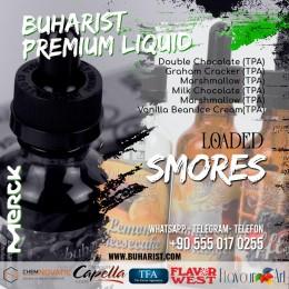 Buharist - Loaded - Smores Premium Liquid