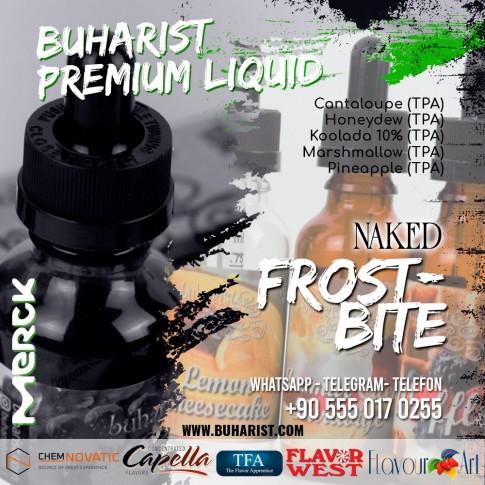 Buharist - Naked - Frosbite Premium Liquid
