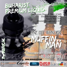 Buharist - One Hit Wonder - Muffin Man Premium Liquid