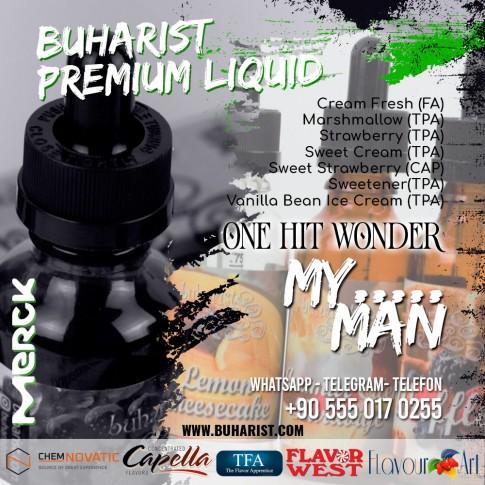 Buharist - One Hit Wonder - MyMan Premium Liquid
