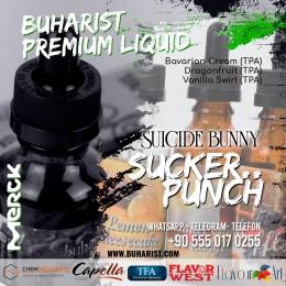 Buharist - Suicide Bunny - Sucker Punch Premium Liquid