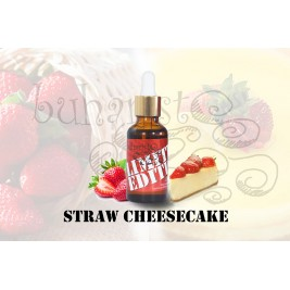 Straw Cheesecake - 50 ML