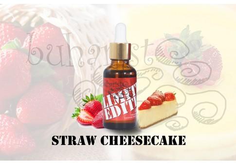 Straw Cheesecake - 30 ML