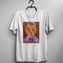 Vape Kid Design Oversize T-Shirt