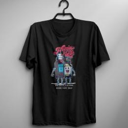 Best Friends Design Oversize T-Shirt